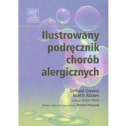 Ilustrowany podręcznik chorób alergicznych (opr. broszurowa)
