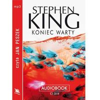 Audiobooki, Koniec warty - Stephen King