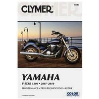 Biblioteka motoryzacji, Clymer Manuals Yamaha V-Star 1300 2007-2010 M283