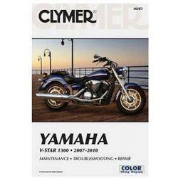 Clymer Manuals Yamaha V-Star 1300 2007-2010 M283