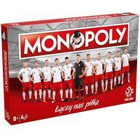 Gry dla dzieci, Gra Monopoly PZPN - 2020 (37136). od 8 lat