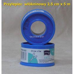 Przylepiec włókninowy 2,5 cm x 5 m (plaster)