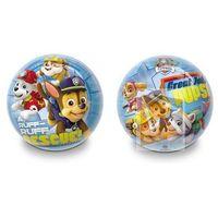 Piłki dla dzieci, Piłka gumowa Psi Patrol 23 cm Mondo + zakładka do książki GRATIS