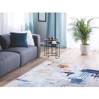 Dywany, Dywan kolorowy 140 x 200 cm krótkowłosy ADAPAZARI