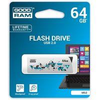 Flashdrive, Pendrive GoodRam UCL2 64GB (UCL2-0640W0R11) Darmowy odbiór w 19 miastach!