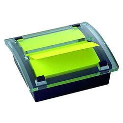 Podajnik do bloczków samop. POST-IT® Millenium Z-Notes (C2014), czarny, 1 bloczek GRATIS