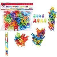 Puzzle, Klocki - puzzle 40 elementów