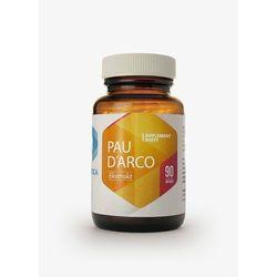 Pau d'arco - Pomaga w prawidłowym funkcjonowaniu układu odpornościowego - Hepatica