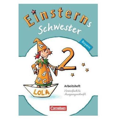 Pozostałe książki, 2. Jahrgangsstufe, Arbeitsheft Vereinfachte Ausgangsschrift Bauer, Roland