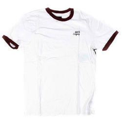 koszula BRIXTON - Stockport S/S Knit White (WHITE)