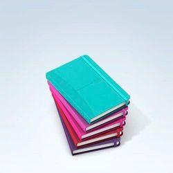 Notatnik oxford signature a6 9x14 80k 90g linia pastelowe kolory