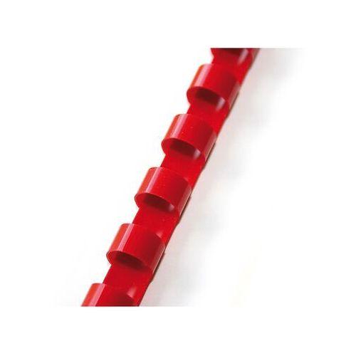 Grzbiety do bindownic, Grzbiety do bindowania 19 mm, oprawa do 165 kartek