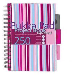 Kołozeszyt Pukka-Pad Project Book Squared PROBSQ A5/250k. kratka