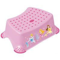 Podesty dla dzieci, OKT KIDS Princess różowy step stool Podest