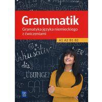 Książki do nauki języka, Grammatik. Gramatyka języka niemieckiego z ćw WSiP (opr. miękka)