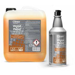 WoodPanel Clinex 1L - Płyn do mycia podłóg laminowanych oraz drewnianych lakierowanych