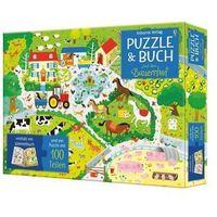 Puzzle, Puzzle & Buch: Auf dem Bauernhof Robson, Kirsteen