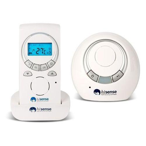 Monitory oddechu, Babysense Monitor oddechu 5 z nianią elektroniczną 2w1