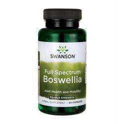 Boswellia serrata FS Boswellia Double-Strength 800mg 60 kapsułek SWANSON