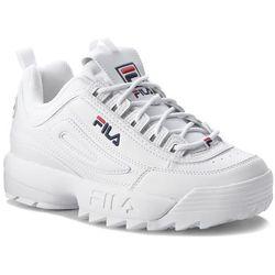 Sneakersy FILA Disruptor Low 1010262.1FG White