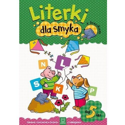 Książki dla dzieci, Literki dla smyka z krecikiem - Praca zbiorowa (opr. broszurowa)