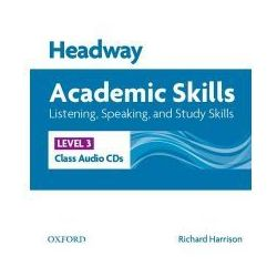 Headway Academic Skills: 3: Listening, Speaking, and Study Skills Class Audio CDs (3)