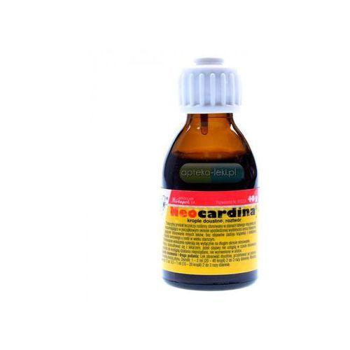 Preparaty ziołowe, Neocardina 40g