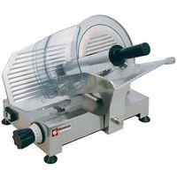 Krajalnice gastronomiczne, Krajalnica do wędlin z nożem o średnicy 250 mm i mocy 150 W