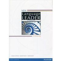 Książki do nauki języka, New Language Leader Inter. CB (opr. miękka)