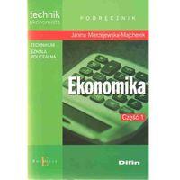 Leksykony techniczne, Ekonomika Część 1 (opr. miękka)