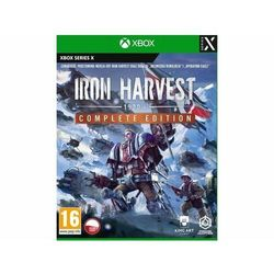 KING ART GAMES Iron Harvest Complete Edition Xbox Series X
