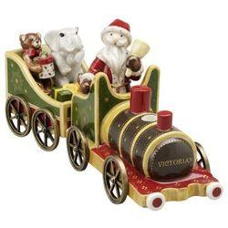 Villeroy & Boch - Nostalgic Dreams - figurka lokomotywa 14-8611-5855 14-8611-5855