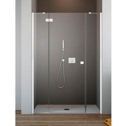 Radaway Essenza New DWJS drzwi prysznicowe 130 cm lewe i komplet 2 ścianek 385032-01-01L/384090-01-01