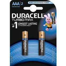 Bateria DURACELL Turbo Max LR03/AAA (2 szt.)