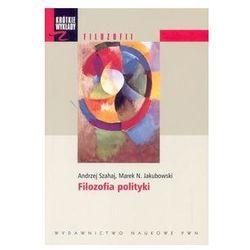 Krótkie wykłady z filozofii Filozofia polityki (opr. miękka) WYPRZEDAŻ - Publikacje wydane przed 2011 rokiem z atrakcyjnymi RABATAMI 30-50%! Środki w stanie idealnym!