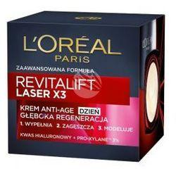 L'Oreal Revitalift Laser X3 (W) krem do twarzy na dzień 50ml