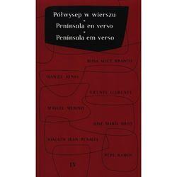 Półwysep W Wierszu/Peninsula En Verso/Peninsula Em Verso (opr. miękka)