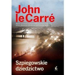 Szpiegowskie dziedzictwo - John Carre, John le Carre (MOBI)