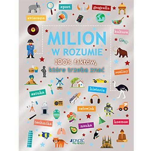 Książki dla dzieci, Milion w rozumie (opr. miękka)