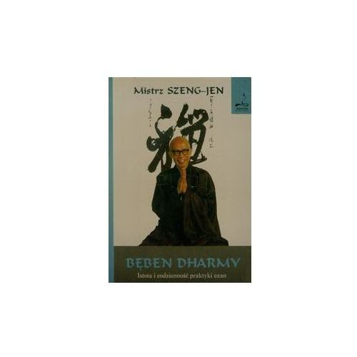 Książki o zdrowiu, medycynie i urodzie, Bęben Dharmy. Darmowy odbiór w niemal 100 księgarniach!