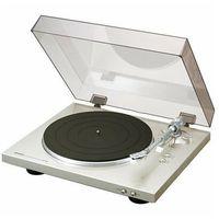 Gramofony, Gramofon DENON DP-300F srebrny