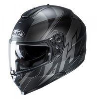 Kaski motocyklowe, HJC C70 KASK INTEGRALNY BOLTAS BLACK/GREY