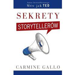 Sekrety storytellerów (opr. broszurowa)