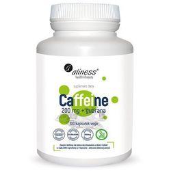 Aliness - Caffeine 200mg z guaraną - 100kaps