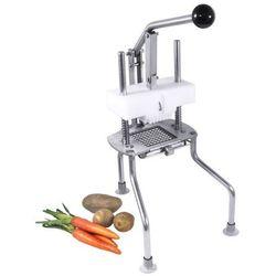 Maszynka do krojenia warzyw w słupki ze stali nierdzewnej, 355x260x660 mm | CONTACTO, 327/008