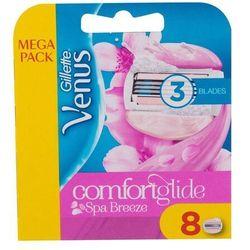 Gillette Venus Spa Breeze ComfortGlide wkład do maszynki 8 szt dla kobiet