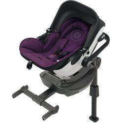 KIDDY Evoluna i-size (0-13 kg) Fotelik samochodowy + baza ISOFIX 2017 – Royal Purple - BEZPŁATNY ODBIÓR: WROCŁAW!