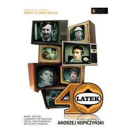 Czterdziestolatek (6dvd) - Zakupy powyżej 60zł dostarczamy gratis, szczegóły w sklepie