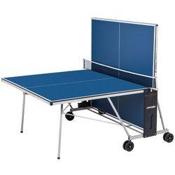 Stół do tenisa stołowego inSPORTline Power 700 - Kolor Niebieski