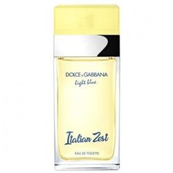 Dolce & Gabbana Light Blue Italian Zest Woda Toaletowa 100ml TESTER